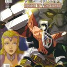 VOLTRON DEFENDER OF THE UNIVERSE #1A VF/NM *IMAGE*