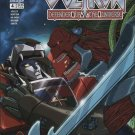VOLTRON DEFENDER OF THE UNIVERSE #4A VF/NM *IMAGE*