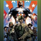 "CAPTAIN AMERICA THEATER OF WAR #1 NM (2009) ""GHOSTS OF MY COUNTRY"""