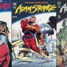 ADAM STRANGE SET COMPLETE #1-3  VF/NM