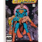 CRISIS ON INFINITE EARTHS #7 VF/NM DEATH OF SUPERGIRL