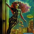 ANNA MERCURY 2 #2 NM (2009) *B* COVER PAINTED ED.