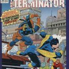 DEATHSTROKE THE TERMINATOR #14 VF/NM