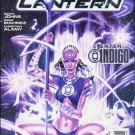 GREEN LANTERN #47 NM (2009)BLACKEST NIGHT VARIANT