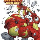 IRON MAN ARMOR WARS #4 NM (2009)