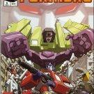 TRANSFORMERS GENERATION ONE VOLUME ONE #5 VF/NM  DW COMICS