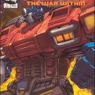 TRANSFORMERS WAR WITHIN #1 VF/NM  DW COMICS