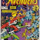 AVENGERS #246 VF/NM 1ST SERIES