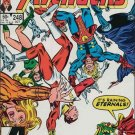 AVENGERS #248 VF/NM 1ST SERIES