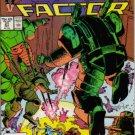 X-FACTOR #21(1985) VF/NM