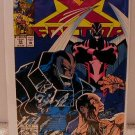 X-FACTOR #86(1985) VF/NM  X-CUTIONER'S SONG PART 10  BAGGED W/CARD
