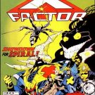 X-FACTOR  Annual #7(1985) VF/NM