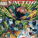 X-FACTOR  Annual #8(1985) VF/NM Bagged with trading card