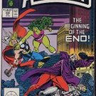AVENGERS #296 VF/NM 1ST SERIES