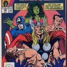AVENGERS #308 VF/NM 1ST SERIES