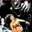 BLACKEST NIGHT WONDER WOMAN #1  (2010)VARIANT