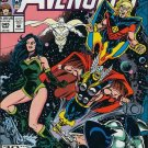 AVENGERS #345 VF/NM 1ST SERIES  OPERATION:GALACTIC STORM
