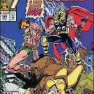 AVENGERS #349 VF/NM 1ST SERIES *Incentive Copy*