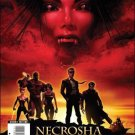 X NECROSHA THE GATHERING #1 NM (2010)