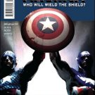 CAPTAIN AMERICA REBORN WHO WILL WIELD THE SHIELD? #1 (2010) NM