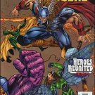 AVENGERS #12 VF/NM 2ND SERIES (1996)