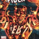 "AMAZING SPIDER-MAN #581 1:10 ""MOLTEN MAN"" VARIANT NM (2009)"