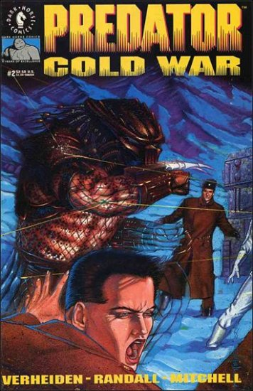PREDATOR COLD WAR #2 VF FN+
