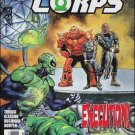 GREEN LANTERN CORPS #38  1:25 VARIANT NM *BLACKEST NIGHT*