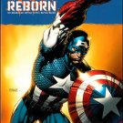 CAPTAIN AMERICA REBORN #5 (2009) NM 1:25 VARIANT COVER