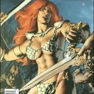 RED SONJA #18 VF/NM HA COVER  *DYNAMITE*