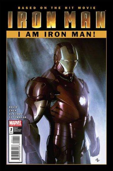 IRON MAN: I AM IRON MAN #1 NM (2010) *MOVIE ADAPTATION*
