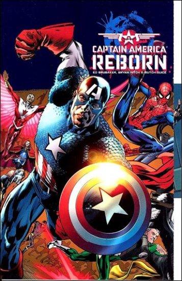 CAPTAIN AMERICA REBORN #6 (2010) NM