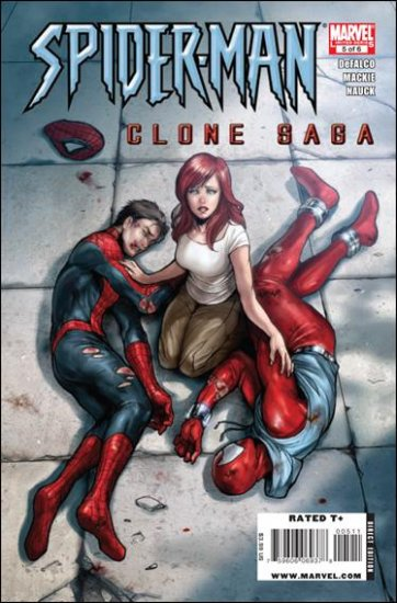 SPIDER-MAN CLONE SAGA #5 NM (2010)