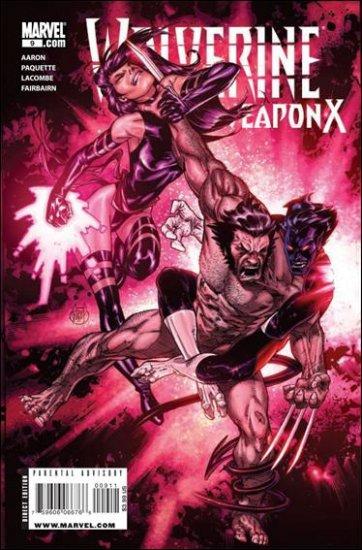 WOLVERINE WEAPON X #9 NM (2010)