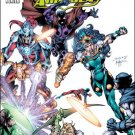 JUSTICE LEAGUE OF AMERICA #42 NM (2010)