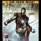 IRON MAN: I AM IRON MAN #2 NM (2010) *MOVIE ADAPTATION*