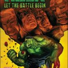 HULK: LET THE BATTLE BEGIN #1 NM (2010)