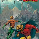 BRAVE AND THE BOLD #32 NM (2010) AQUAMAN AND THE DEMON