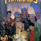 HERCULES FALL OF AN AVENGER #1 NM (2010)
