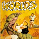 ALIEN WORLDS #9  ECLIPSE COMICS