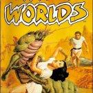 ALIEN WORLDS #9  ECLIPSE COMICS