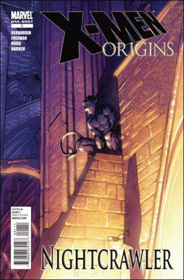 X-MEN ORIGINS NIGHTCRAWLER #1 NM (2009)