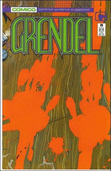 GRENDEL #26 COMICO SERIES