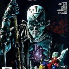 BLACKEST NIGHT #6 NM (2010) 1:25 VARIANT