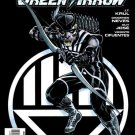 GREEN ARROW #30 BLACKEST NIGHT BLACK LANTERN GREEN ARROW VF/NM (2010) 1:25 VARIANT