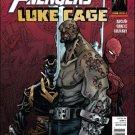 NEW AVENGERS LUKE CAGE #1  NM (2010)