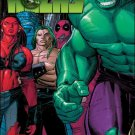 WORLD WAR HULKS #1 VF/NM (2010)