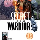 SECRET WARRIORS #15 NM (2010)