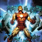 IRON MAN LEGACY #1 B COVER NM (2010)