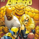 NEW AVENGERS #1 NM (2010) VOL 2